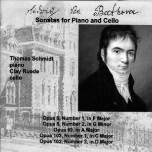 Beethoven Sonatas for Piano & Cello