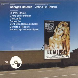 Le Mepris (Contempt) (Original Soundtrack) [Import]