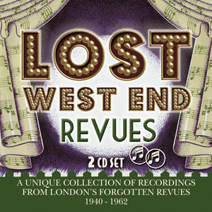 Lost West End Revues: London's Forgotten Revues 1940-1962 /  Various [Import]