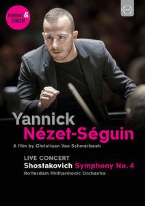 Yannick Nezet-seguin: Portrait & Concert