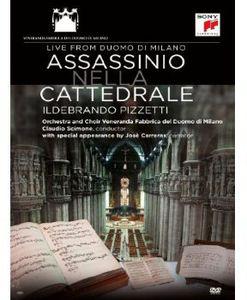 Pizzetti: Assassinio Nella Cattedrale [Import]