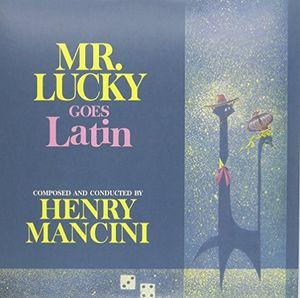 Mr. Lucky Goes Latin (Dark Blue Vinyl) (Original Soundtrack) [Import]