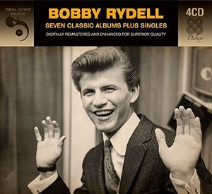 Bobby Rydell ‑ 7 Classic Albums Plus Singles [Import]
