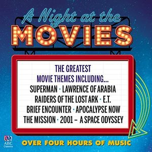 Night At The Movies /  Various [Import]