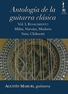 Antologia Guitarra Clasica 1
