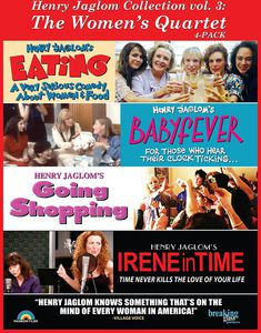 Henry Jaglom Collection: Volume 3: The Women's Quartet