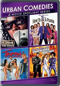 Urban Comedies 4-movie Spotlight Collection