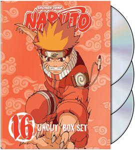 Naruto Uncut Box Set 16