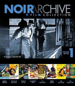Noir Archive 9-Film Collection: Volume 1: 1944-1954