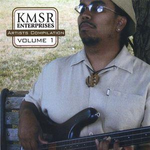 KMSR Enterprises Artists Compilation 1 /  Various