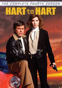 Hart to Hart: The Complete Fourth Season