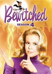 Bewitched S4 (3 DVD 9)