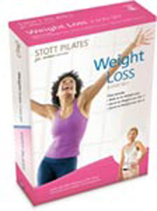 Stott Pilates: Weight Loss 3 DVD Set, Eng /  Fr