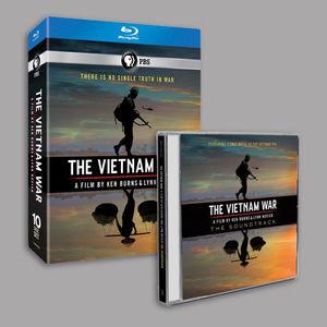 The Vietnam War Blu-ray Bundle