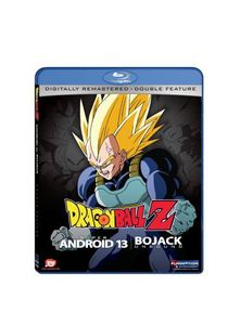 Dragon Ball Z: Android Assault /  Bojack Unbound