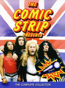 The Comic Strip Presents...: The Complete Collection