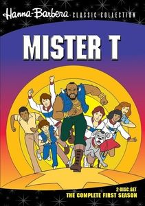 Mister T: The Complete First Season