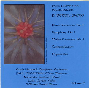 Orchestral Music of Peter Sacco