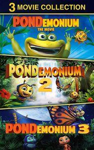 Pondemonium 1+2+3 Pack