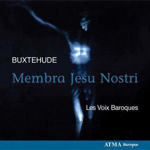 Membra Jesu Nostri: Cantatas