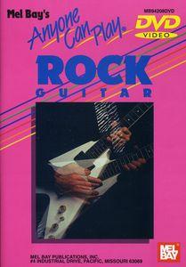 Anyone Can Play Rock Guitar