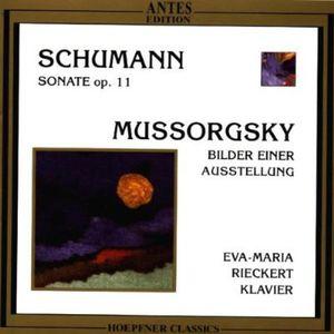 Sonata Op 11 /  Bilder Einer Ausstellung