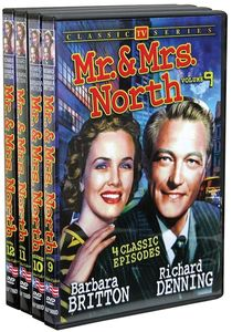 Mr. & Mrs. North Volumes 9-12