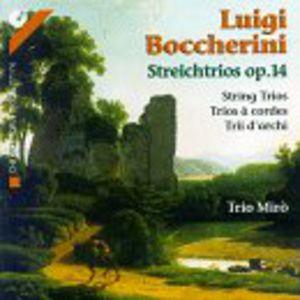 String Trios Op 47 /  Opera Piccola G 107-G112