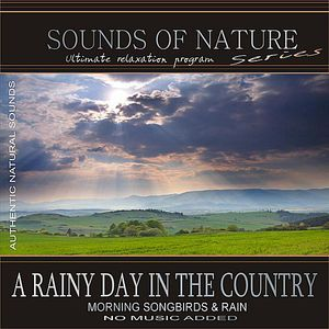 Rainy Day in the Country (Sounds of Nature: Morning)