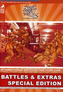 International Battle of the Year & Extras Edition