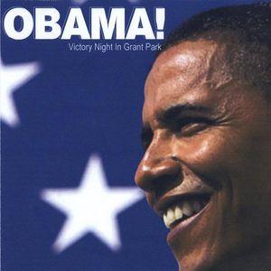Obama Victory Night in Grant Park