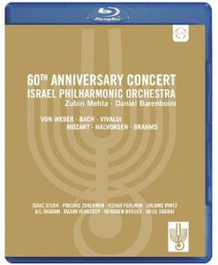 60th Anniversary Concert: Israel Philharmonic Orch