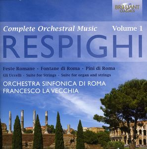Complete Orchestral Music 1