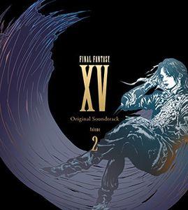 Final Fantasy 15 Original Soundtrack Volume 2 [Import]