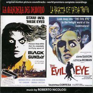 La Maschera Del Demonio (Black Sunday) /  La Ragazza Che Sapeva Troppo (The Evil Eye) (Original Motion Picture Soundtracks)