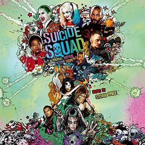 Suicide Squad - ORIGINAL SCORE [Import]