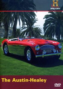 Automobiles: Austin-Healey 3000