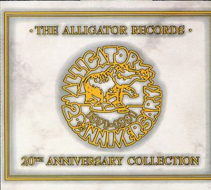 Alligator 20th Anniversary /  Various
