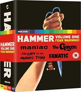 Hammer: Volume One: Fear Warning! [Import]