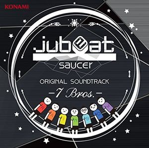 Jubeat Saucer Bros (Original Soundtrack) [Import]