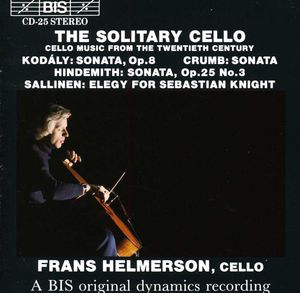 Solitary Cello /  Various