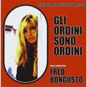 Gli Ordini Sono Ordini (Original Soundtrack) [Import]
