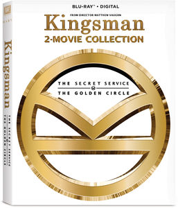 Kingsman 1 And 2