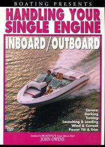 Handling Your Single Engine I /  O
