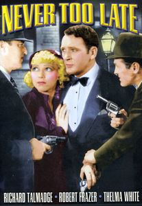 Never Too Late (1935)
