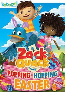 Zack & Quack - Popping Hopping Easter
