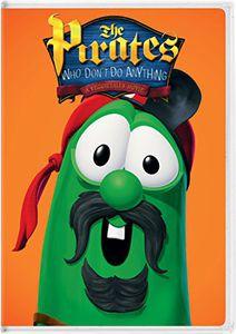 Pirates Who Don't Do Anything: A Veggietales Movie