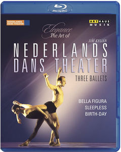 Jiri Kylian: Three Ballets