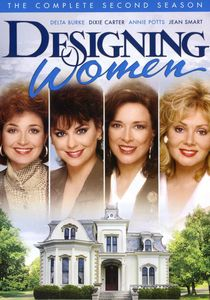 Designing Women: The Complete Second Season