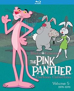 The Pink Panther Cartoon Collection: Volume 5: 1976-1978